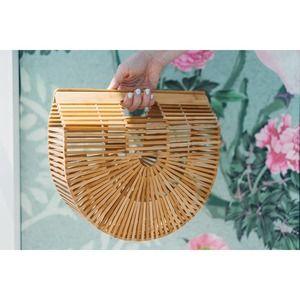 CULT GAIA Bamboo Ark Bag
